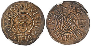 Click now to see the BUY IT NOW Price! ANGLO SAXON. ARCHBISHOPS OF CANTERBURY.  805 832  SAEBERHT AR PENNY. NGC MS62