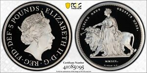 Click now to see the BUY IT NOW Price! GREAT BRITAIN SILVER PROOF 5 UNA AND THE LION 2 OZ PCGS PR69DCAM COIN