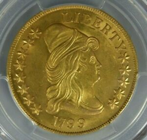 Click now to see the BUY IT NOW Price! 1799 $10 LARGE STARS PCGS MS64