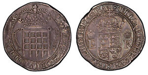 Click now to see the BUY IT NOW Price! ENGLAND ELIZABETH I  1600 01  O AR 4 TESTERNS. PCGS VF35 TOWER S 2607B; PRID. 2