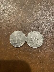 Click now to see the BUY IT NOW Price! 2001 NEW YORK QUARTER