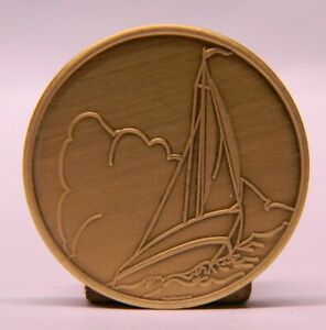 BRONZE MEDALLION   SAILING   SOBRIETY   RECOVERY