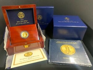 Click now to see the BUY IT NOW Price! 2009 ULTRA HIGH RELIEF DOUBLE EAGLE GOLD COIN 24K 1OZ .9999 CERTIFICATE/BOX/BOOK