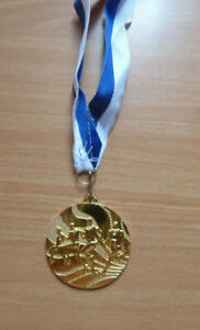 ISRAEL  SPORTS MEDALS.  SHIPPING BY REGISTERED MAIL  WORLDWIDE COMBINED SHIPPING