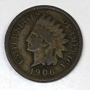 1904 P US 1 CENT COIN
