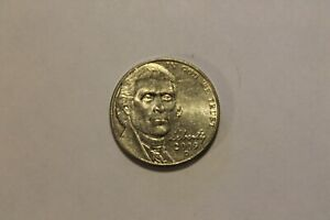 2009 D JEFFERSON NICKEL   CIRCULATED 5 CENTS $.05 LOW MINTAGE 3