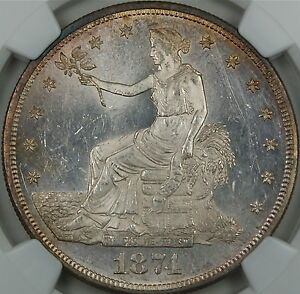 Click now to see the BUY IT NOW Price! 1874 CC SILVER TRADE DOLLAR $1 COIN NGC UNC BU DETAILS IMPROPERLY CLEANED