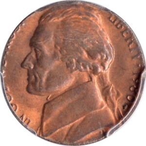 Click now to see the BUY IT NOW Price! 1980 P 5C JEFFERSON NICKEL STRUCK ON CENT PLACHLET PCGS MS64