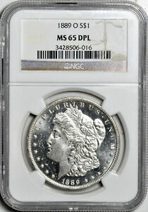 Click now to see the BUY IT NOW Price! 1889 O MORGAN S$1 NGC MS 65 DMPL