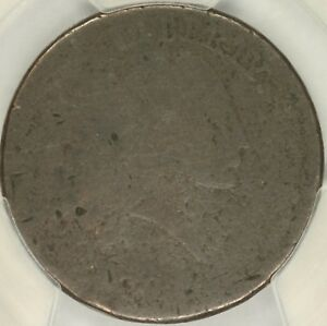 1793 PERIODS CHAIN CENT PCGS AG03