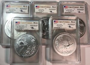 Click now to see the BUY IT NOW Price! 2015 P AMERICA T BEAUTIFUL ATB 5 OZ SET PCGS SP70 MERCANTI FS  BLUE RIDGE 4