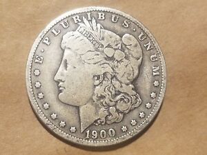 Click now to see the BUY IT NOW Price! 1900 O MORGAN SILVER DOLLAR LIBERTY HEAD $1 COIN NICE