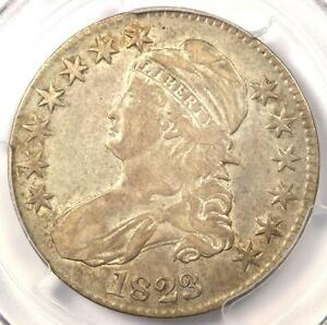 1823 CAPPED BUST HALF DOLLAR 50C   PCGS VF30    CERTIFIED COIN