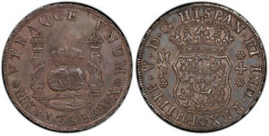 Click now to see the BUY IT NOW Price! MEXICO PHILIP V 1733 MX/XM AR 4 REALES NGC MS63 MEXICO CITY EX D MOORE COLL