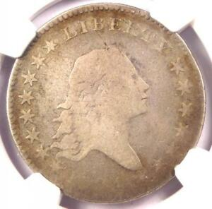 1794 FLOWING HAIR BUST HALF DOLLAR 50C   CERTIFIED NGC VG DETAIL    COIN