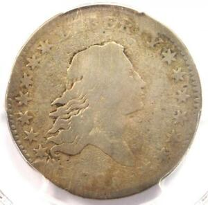 1795 FLOWING HAIR BUST HALF DOLLAR 50C   PCGS GOOD DETAILS    COIN