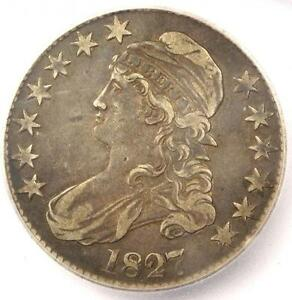 Capped Bust Half Dollar Photos Mintage Specifications