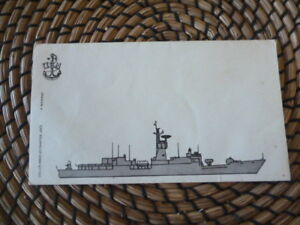 UNITED STATES  USS LOS ANGELES FDC UNCANCELLED