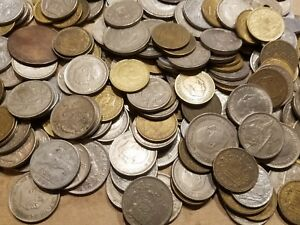 Click now to see the BUY IT NOW Price! 1 POUND OF FOREIGN / WORLD COINS FROM SPAIN ONE LB SPANISH LOT PESETAS CENTIMOS
