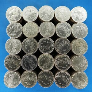 Click now to see the BUY IT NOW Price! 1 000 PIECES BAG 1878 1904 MORGAN SILVER DOLLARS XF AU PRE 1921 MIX DATES