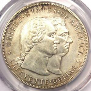 1900 LAFAYETTE SILVER DOLLAR $1   PCGS UNCIRCULATED DETAILS    MS UNC COIN