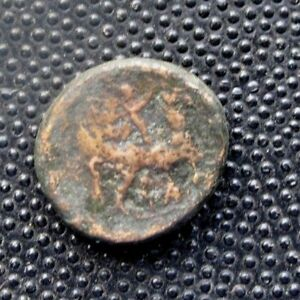 ANCIENT UNKNOWN GREEK COIN