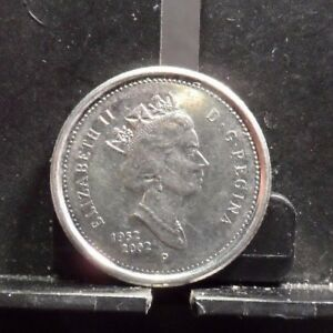 CIRCULATED  1952  2002 10 CENT CANADIAN COIN 91917 6