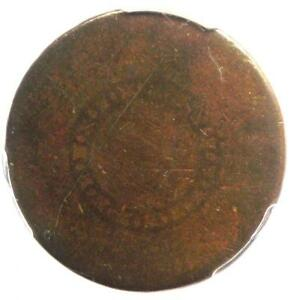1793 FLOWING HAIR CHAIN CENT 1C COIN AMERICA  CERTIFIED PCGS PO1   $2 700 VALUE