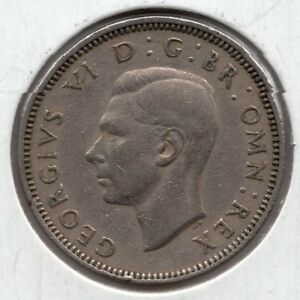 1951 GREAT BRITAIN ONE SHILLING  A15