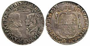 Click now to see the BUY IT NOW Price! BRITAIN PHILIP & MARY 1554 AR SHILLING. NGC XF40. S 2500.  FOR THIS QUALITY