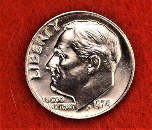1978 P UNCIRCULATED ROOSEVELT DIME 528