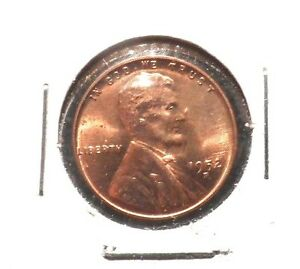 UNCIRCULATED 1952D LINCOLN WHEAT PENNY 10