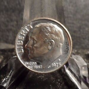 PROOF 1975S FDR DIME  92916