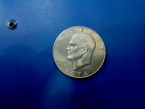 USA COIN LOT OF  ONE DOLLAR 1974   T1775
