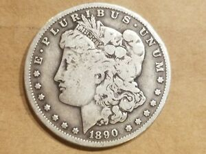 Click now to see the BUY IT NOW Price! 1890 O MORGAN SILVER DOLLAR LIBERTY HEAD $1 COIN AMERICAN EAGLE NICE