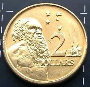 2010 AUSTRALIAN $2 TWO DOLLAR COIN