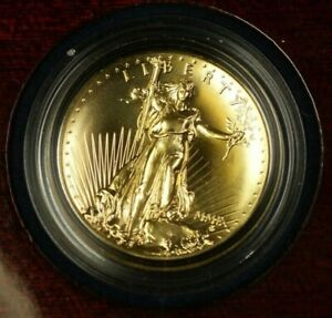 Click now to see the BUY IT NOW Price! 2009 ULTRA HIGH RELIEF DOUBLE EAGLE $20 GOLD COIN IN BOX W/ COA & BOOK