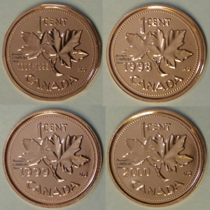 2000 Elizabeth II Small Cent Mintage, Photos, Specifications, Errors