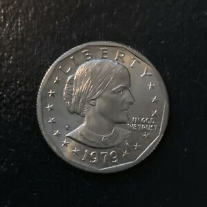 1979 D SUSAN B. ANTHONY DOLLAR COIN   CIRCULATED 10 AVAILABLE
