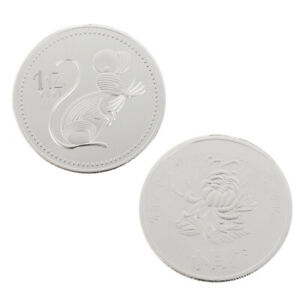 2020 YEAR OF THE RAT COMMEMORATIVE COIN CHINESE ZODIAC SOUVENIR CHALLENGE COINS