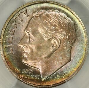 Click now to see the BUY IT NOW Price! 1948 S ROOSEVELT DIME PCGS MS68FB