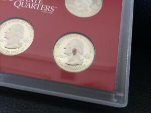 Click now to see the BUY IT NOW Price! 2009 SILVER PROOF SETS   LOOKS LIKE WASHINGTON WAS SHOT IN THE FACE / EAR