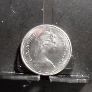 CIRCULATED 1979 10 CENT CANADIAN COIN 91717 1