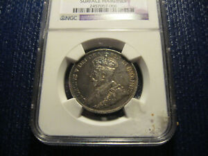 Click now to see the BUY IT NOW Price! 1917 CANADA 50C AU