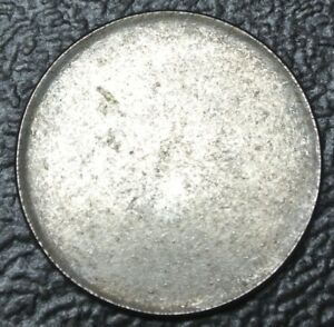 Click now to see the BUY IT NOW Price! CANADIAN DIME   ERROR   BLANK PLANCHLET   NICKEL   1968 2000