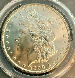 Click now to see the BUY IT NOW Price! 1900 O $1 PCGS MS66  TOP 100 VAM 15 DOUBLED STARS    FINEST KNOWN VAM POP 1/0