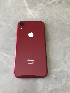 APPLE IPHONE XR  PRODUCT RED 64GB  SPRINT  A1984  CDMA   GSM