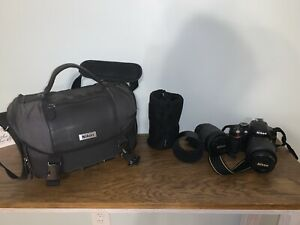 NIKON D D3200 24.2MP DIGITAL SLR CAMERA KIT