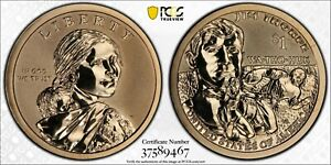 2018 SACAGAWEA NATIVE AMERICAN DOLLAR PCGS PR69 REVERSE PROOF BU CHOICE UNC  MR