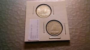 1963 1965 10C SILVER PROOF CANADIAN DIME LOT 90432